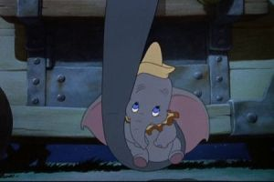 I am CRYING in my coffee. Kudos, Dumbo.